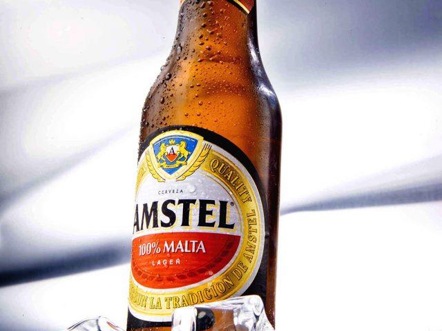 Fotografía Cerveza Amstel