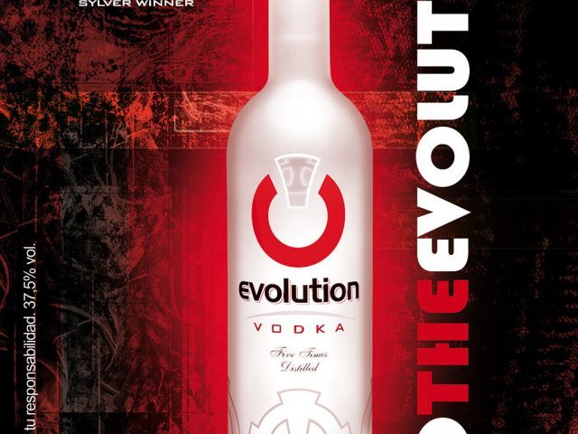 Fotografía Evolution Vodka