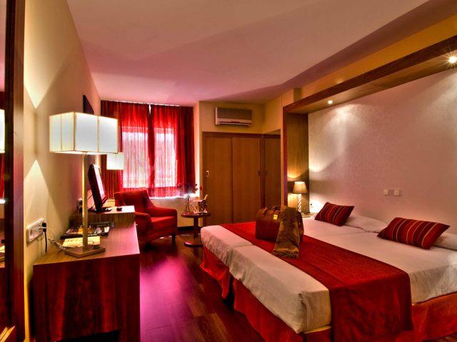 Fotografía hotel Husa Puerta de Segovia