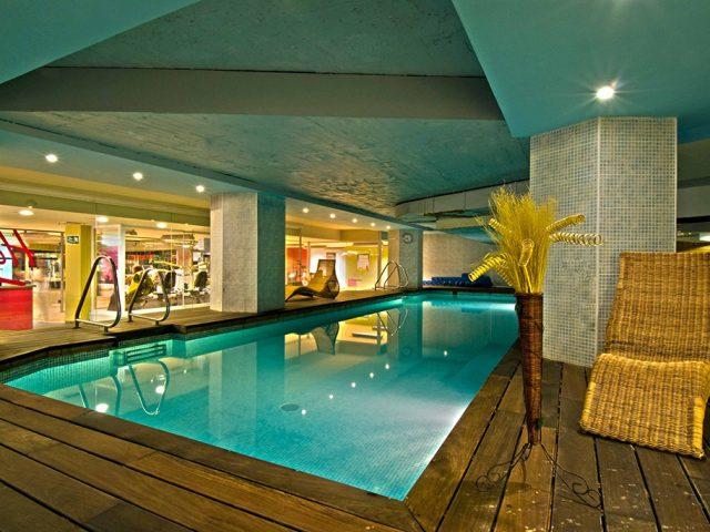 Fotografía interior hotel