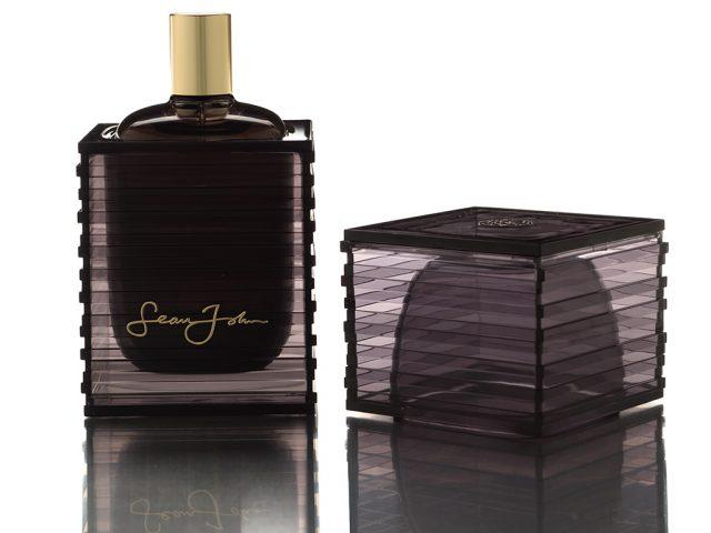 Fotografía perfume Sean John del grupo Estee Lauder