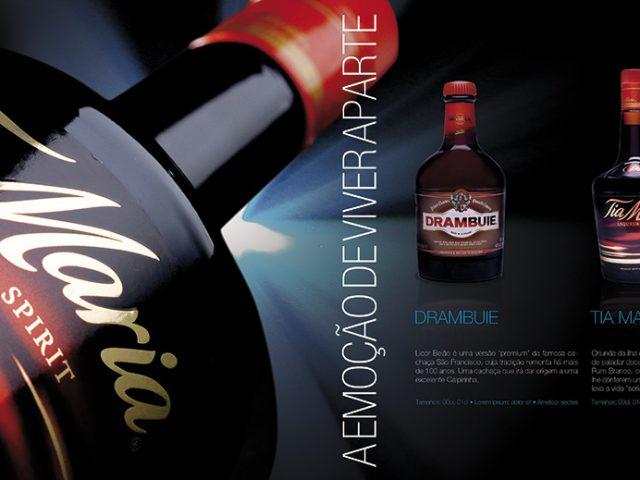 Fotografía publicidad Pernod Ricard