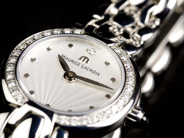 Fotografía reloj Maurice Lacroix