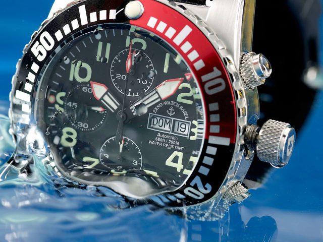 Fotografía reloj Zeno Watch Basel