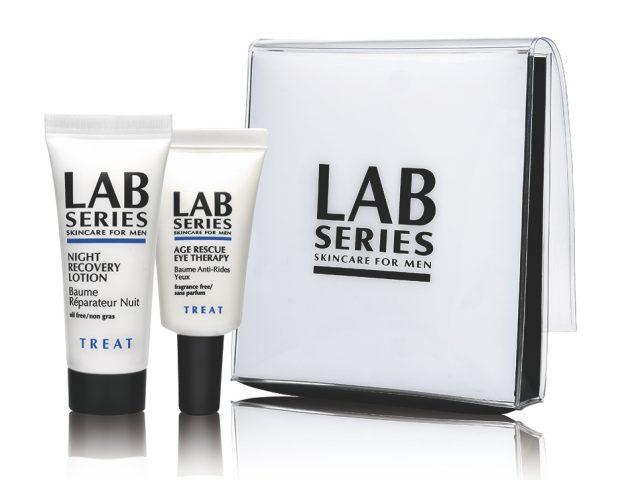 Fotografía profesional de cosmético Lab Series de Estee Lauder