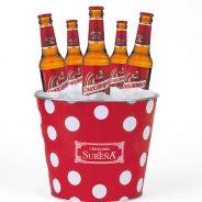Fotografía de producto bebidas La Sureña