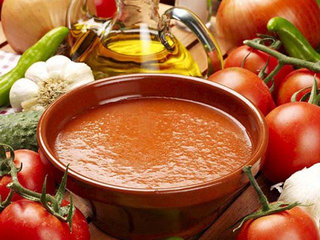 Imagen alimentación gazpacho Alteza